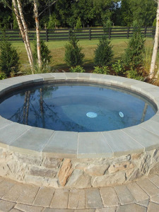 Custom spa Ashburn