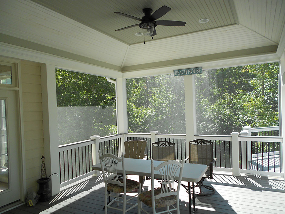 Screen Porch Loudoun County