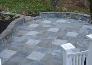 cut flagstone patio Oakton VA