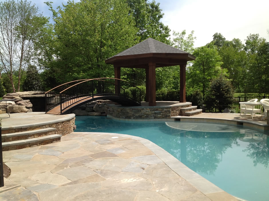swimming pool design in northern va m m professional
