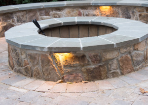 Firepit in Ashburn, VA