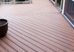 Deck in Ashburn, VA