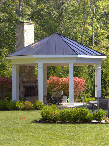 Outdoor pavilion gazebo Ashburn