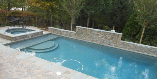 Pools spas archives m m professional landscaping for Pool design virginia