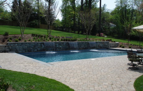 Custom pool McLean VA
