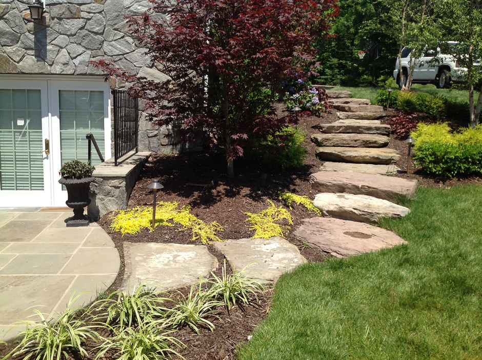landscape design services northern va