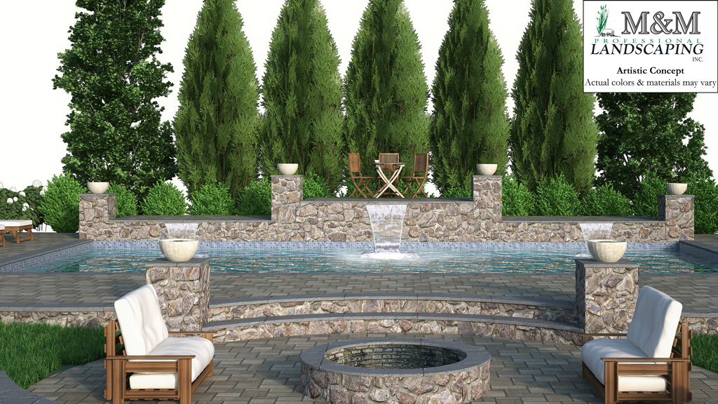 3d pool design VA