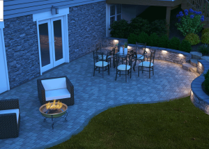 3D patio design McLean VA