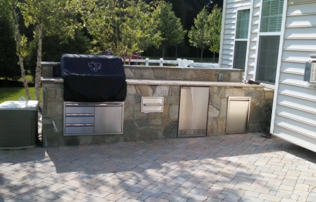 Outdoor kitchen Ashburn, VA