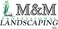 M&M Professional Landscaping Logo
